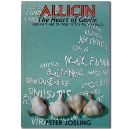 Allicin - The Heart of Garlic