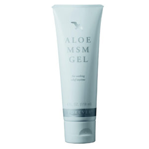 Aloe MSM Gel UK