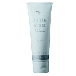 Aloe MSM Gel UK
