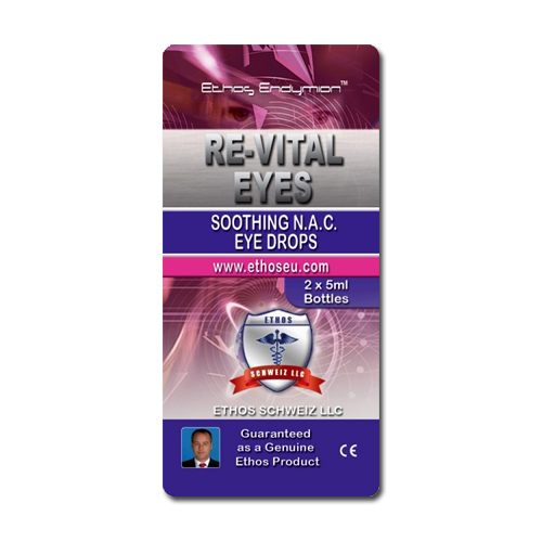 Re-Vital Eyes NAC Carnosine Eye Drops