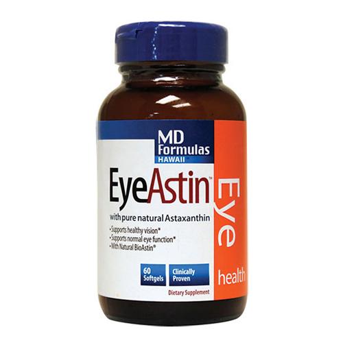 EyeAstin MD Formulas - 60 Sofgel caps