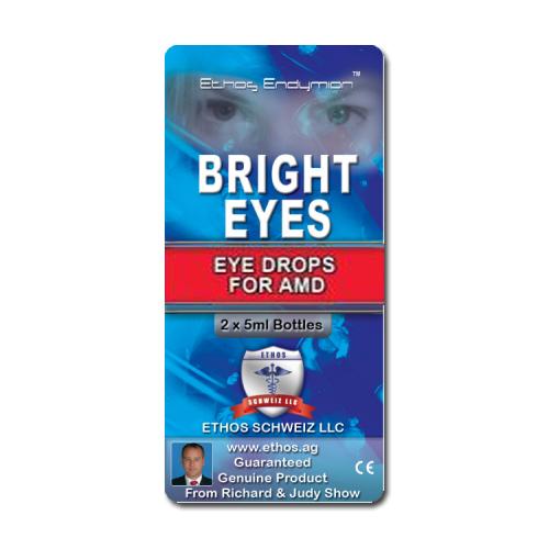 Bright Eyes Eye Drops AMD
